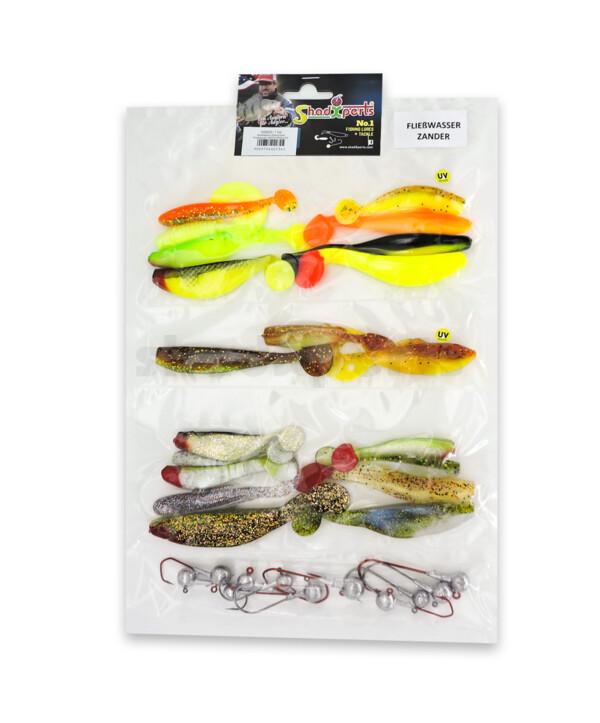 Target fishsets