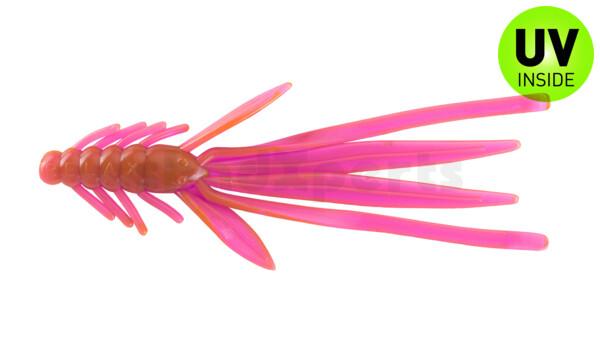 "003914175 Nymph 5"" (ca. 14,0 cm) crawfish-violet-electric blue-glitter"