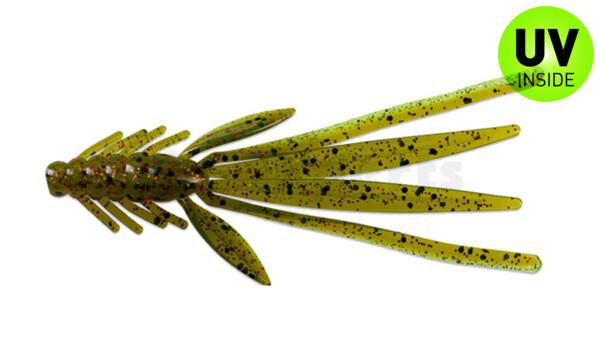 "003914B310 Nymph 5"" (ca. 14,0 cm) glow Glitter / baby bass"