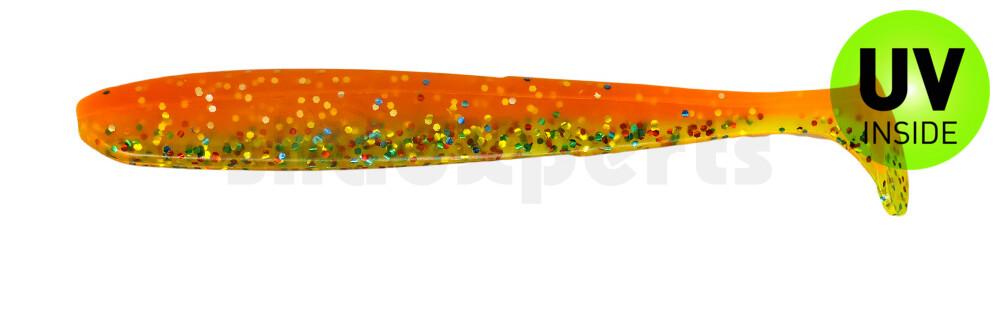 "003413B307 Bass Shad 4,5"" (ca. 13 cm) Carrot Shad"